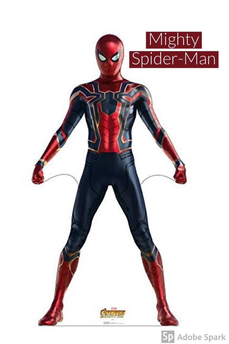 Avengers Spider Man Iron Spider Spiderman Avengers