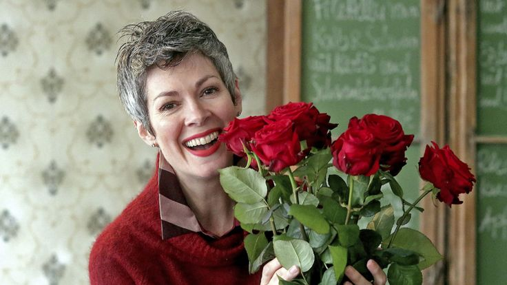 """Serien-Star Cheryl Shepard - """"Rote Rosen""""- Abschied im Café"""