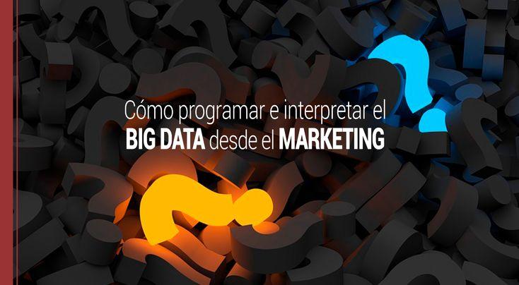 Tener acceso a un buen tratamiento de datos procedente del big dataincrementa la capacidad de análisis y eficiencia en la toma de decisiones en marketing.