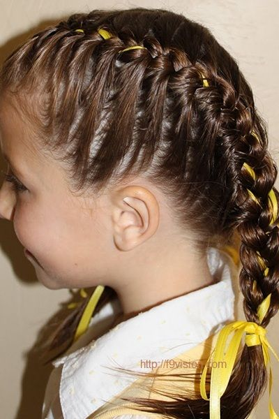 Cool 1000 Ideas About Kids Curly Hairstyles On Pinterest Megyn Kelly Hairstyles For Women Draintrainus