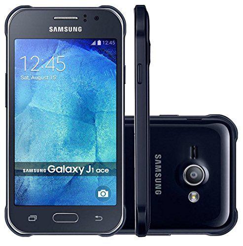 Samsung Galaxy J1 Ace J111M 8GB Unlocked GSM Quad-Core Android LolliPop Smartphone – Black (International Version)