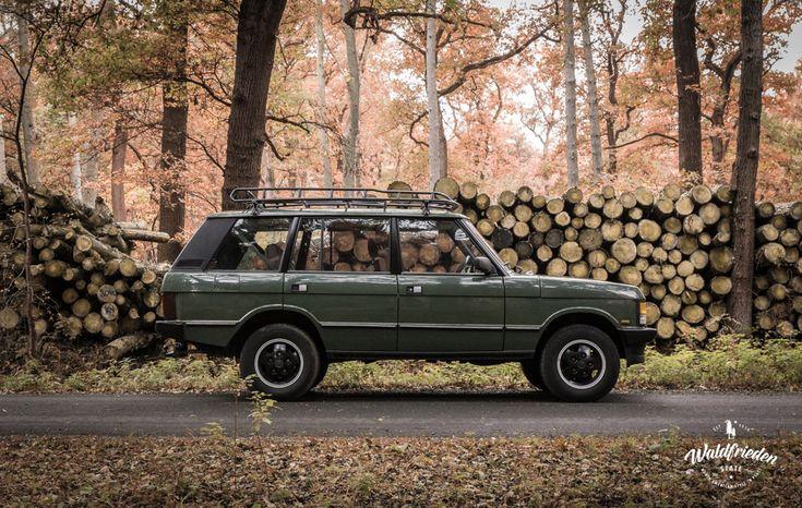 Ranger Rover Classic Pendleton Edition 02. Waldfriedenstate.com