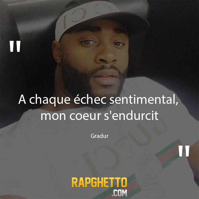 Punchlines et Citations de Gradur en 2020 | Citations de rap. Punchline rap. Citation