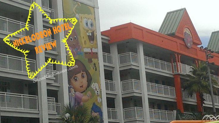 Nickelodeon Hotel Orlando, Florida - Short Cut Saver