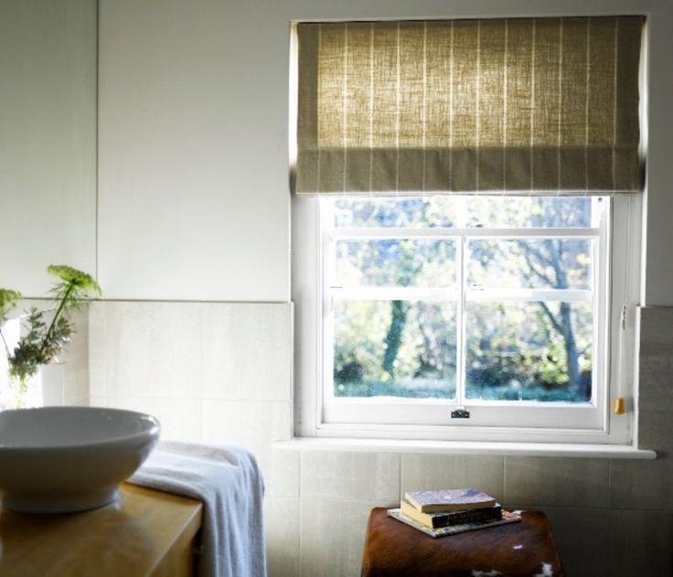 12 best Bathroom Windows images on Pinterest Bathroom windows - bathroom window curtain ideas