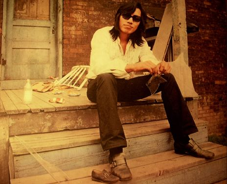 """Discovering 'Sugar Man' Rodriguez •   """"Sixto Rodriguez has been called 'the greatest 1970's music icon that never was'. Now with the release of an award-winning documentary about his incredible story, could it finally be time for the 70-year-old singer-songwriter to make it big?"""" • by Sarah Jane Griffiths ~ Entertainment reporter ~ BBC News"""