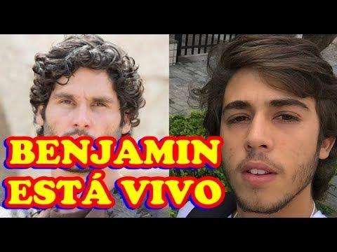 'O Rico e Lázaro': Benjamin está vivo? Confira a prova agora