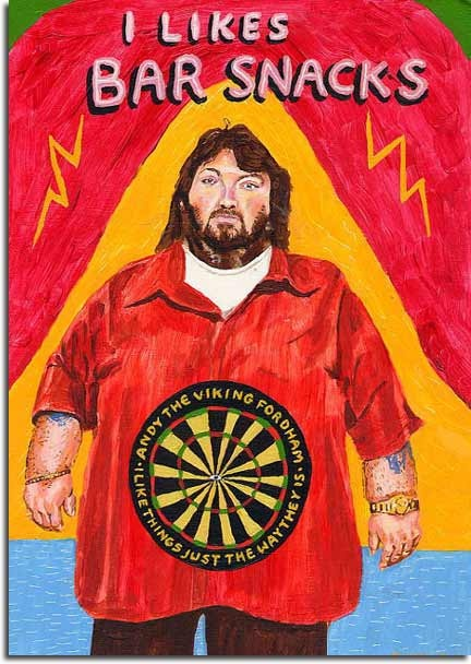 Andy Fordham, darts player