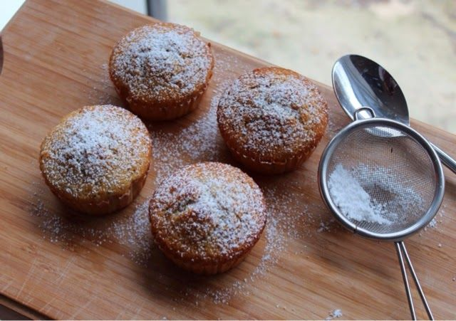 Ager bager: Chai-cupcakes