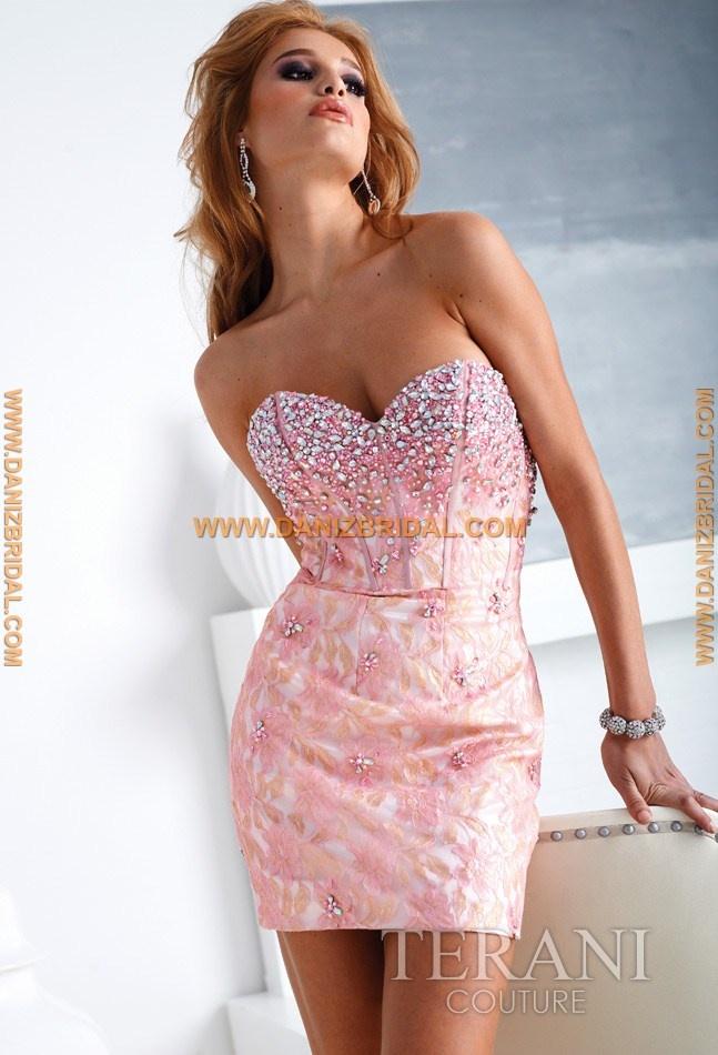 Mejores 49 imágenes de Terani Homecoming Dresses en Pinterest ...