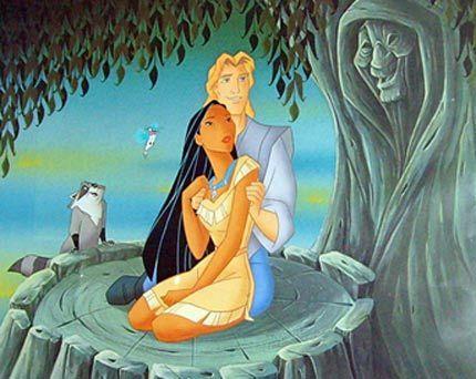 Pocahontas - Disney  Also: http://pocahontas.morenus.org/