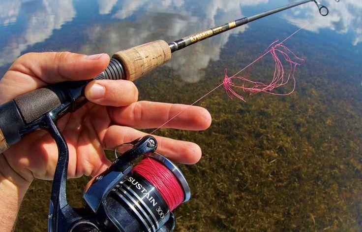Text: Alan Bulmer   Lead image: Sport Fishing magazine Gel Spun Polyethylene (GSP) fishing lines get their strength from the weaving or laminating of many polyethylene fibres. True braids, as the…