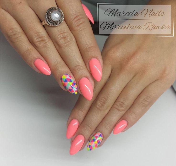 Double Tap if you like #nails #nailart #nailpolish Find more Inspiration at www.indigo-nails.com