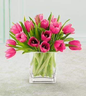 Never underestimate the power of fresh flowers in a home that's for sale. from GemoftheWeek.com