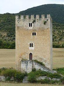 Burgos Valdenoceda - Torre de los Salinas