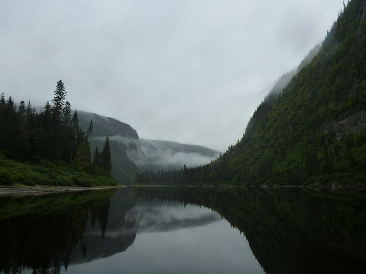 The majestic beauty of the Moisie river.  https://www.youtube.com/watch?v=Qf7qGEe89Oo