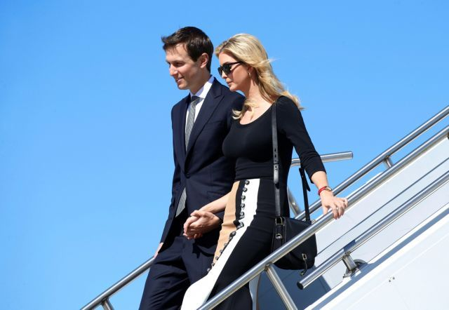 Jared, Ivanka ask what their country can do for them-  Excdellent piece summing up the current expanding neotism debacle
