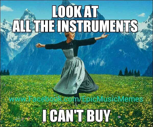 Musicians problems - musiciansare.com