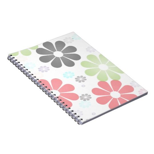 Groovy cool Products Spiral Notebooks