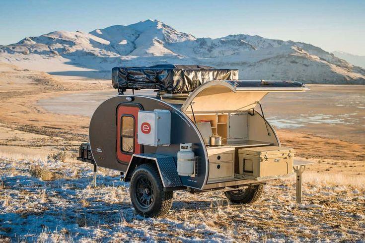 10 best off-road campers of 2020 | Teardrop trailer, Off ...