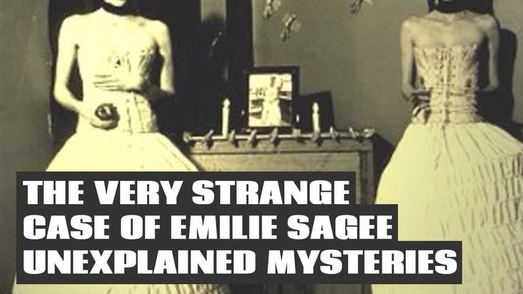 The Very Strange Case Of Emilie Sagee