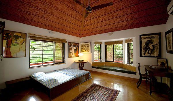 Guestroom 1 - A Rural Retreat, Gholvad - Dahanu, Thane