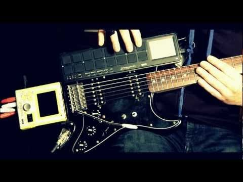 Dubstep Guitar Demo by Mukatu - YouTube