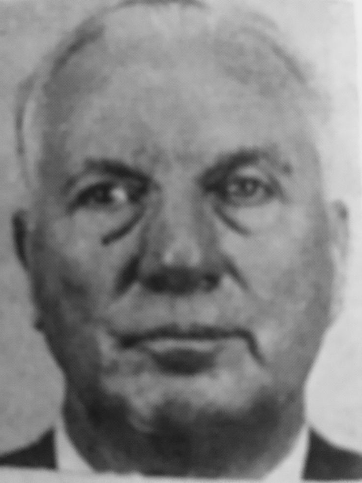 """Anthony Peter Riela (1896-1992) was a capo in the Bonanno family, born in Terranova, Sicily. First came to notice as a suspected attendee at the 1957 Apalachin meeting. He was jailed in 1961 for Obstructing Justice, in relation to this. NARA Records listed him as a Capo in charge of the Families New Jersey interests. He was also an ally of Salvatore Maranzano, during the """"Castellammarese War"""". In 1944 he was suspected of a double murder in Rockford."""