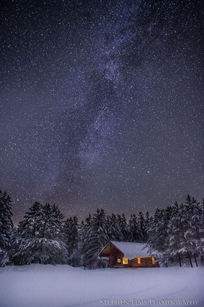 Algonquin Park Winter camping