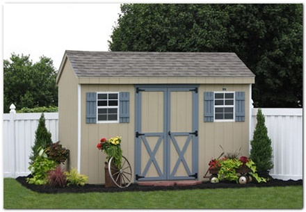 Possible 8x10 shed