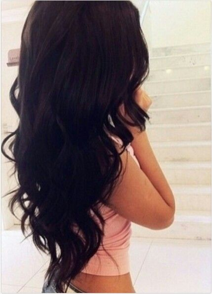 1000+ images about Jet Black Hair on Pinterest | Her hair ...
