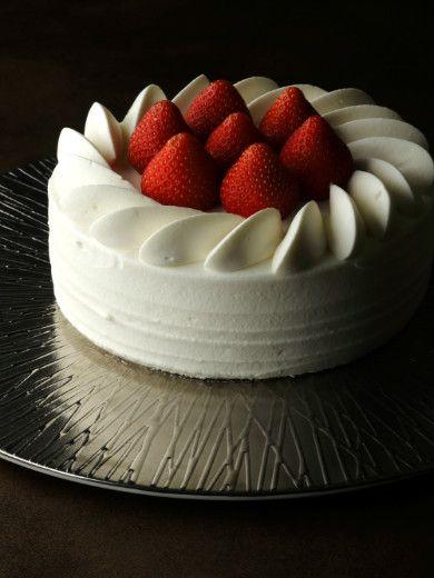 「ショートケーキ」徳永純司 | お菓子・パンのレシピや作り方【corecle*コレクル】