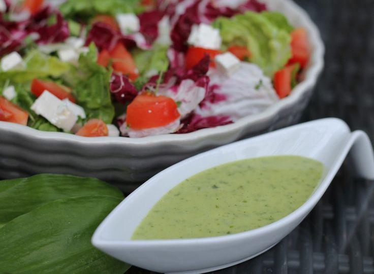 Salatsoße auf Vorrat 2