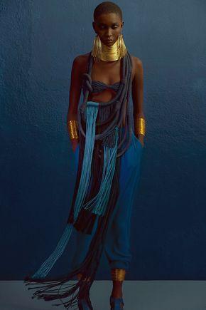 AFROKLECTIC — rashkah:   Brazilian model Mahany Pery.Instagram