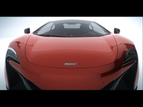 VRAY 3 RT GPU Animation - McLaren Showcase GTX 690 + Over 2600 Frames - YouTube