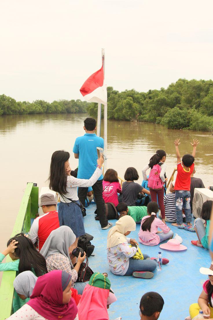 #earthday #EF #EFSurabaya #mangrove