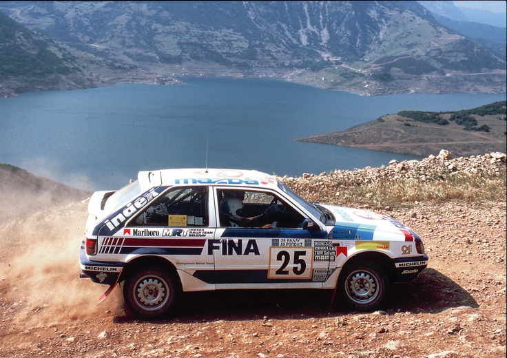 Mazda 323, Rally Group N 1989