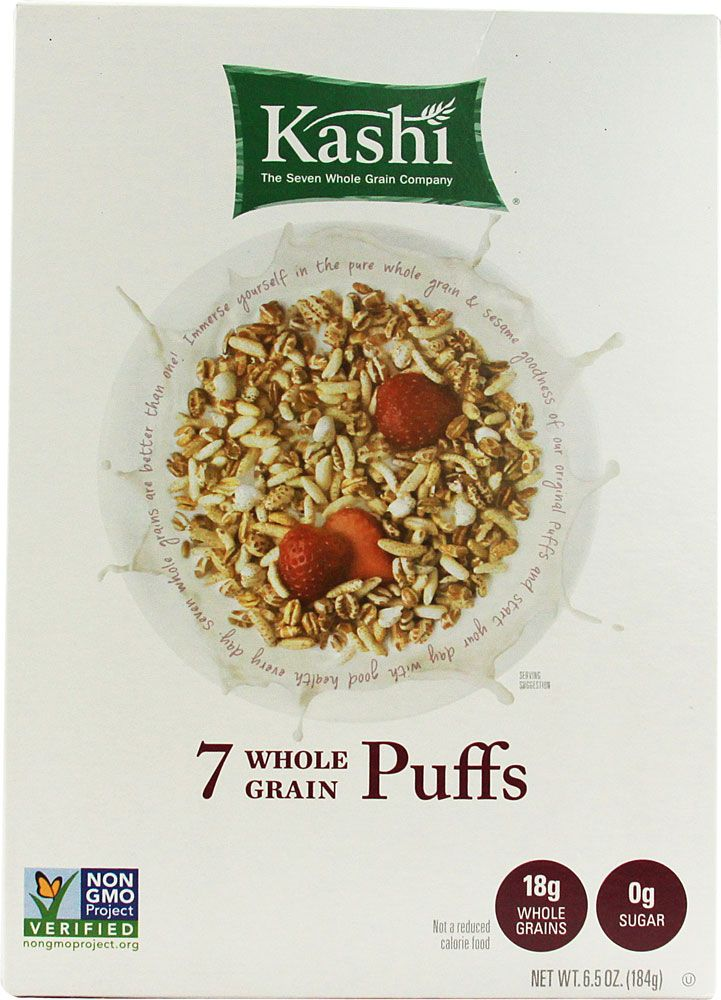 The 25 best 7 grain cereal recipe ideas on pinterest 7 grain kashi 7 whole grain cereal puffs ccuart Gallery