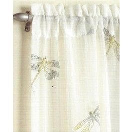 A Beautiful And Delicate Cotton Ivory Voile Panel With A