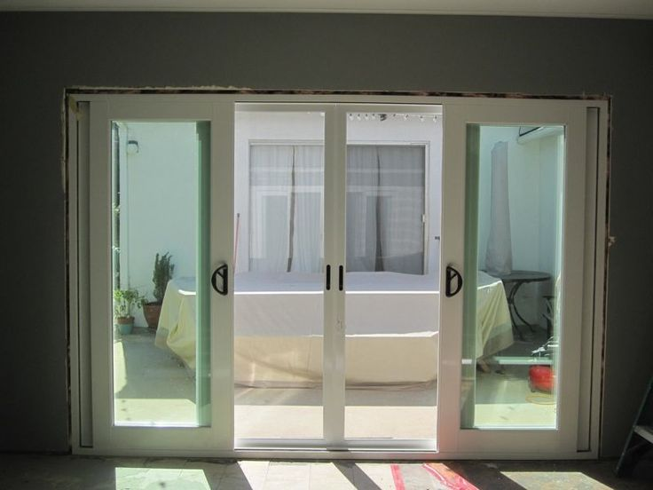 8 best slimline bi fold doors images on pinterest bi for Prehung interior french doors