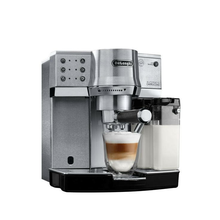 DeLonghi One-Touch Cappuccino Machine - EC860M, save upto 100$ on your purchase. Offer ends soon