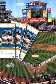 New York Mets tickets!