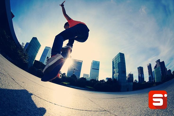 Do you know how to skateboard? Check out amazing skateboarding stunts right here: https://youtu.be/7m-8l6tjdCg Caution: Do not try these stunts on your own. These stunts are performed by well-trained professionals. #Sportido #skateboard #stunts