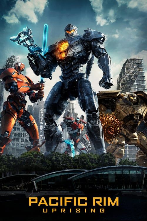 pacific rim 2 en espanol hd