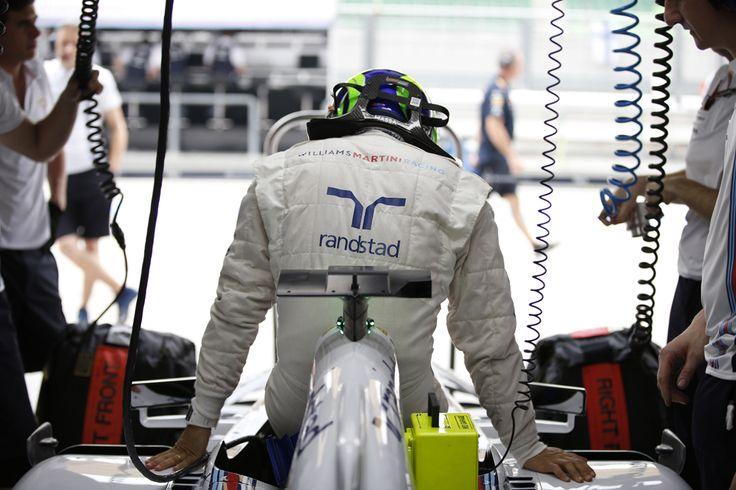 F1 Williams Martini - Randstad