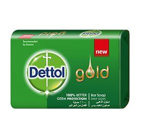 صابون ديتول الذهبي هو معيار ديتول الذهبي للحماية من الجراثيم. إنه أحدث وأعظم ابتكار من ديتول مع مجموعة كاملة من المنتجات التي تمنحكم الحماية أفضل من أي وقت مضى.