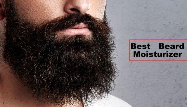 5 Best Beard Moisturizers 2018 - Fully Reviewed | SKINGROOM