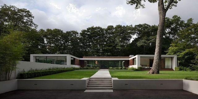 Minimalist Home Design U Shape