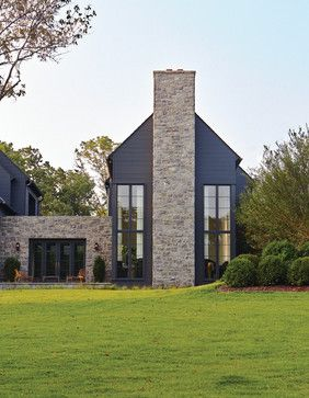 NASHVILLE RESIDENCE - transitional - Exterior - Marvin Windows and Doors
