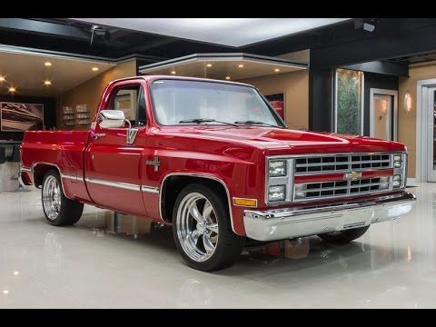 (418) 1985 Chevrolet Silverado For Sale - YouTube